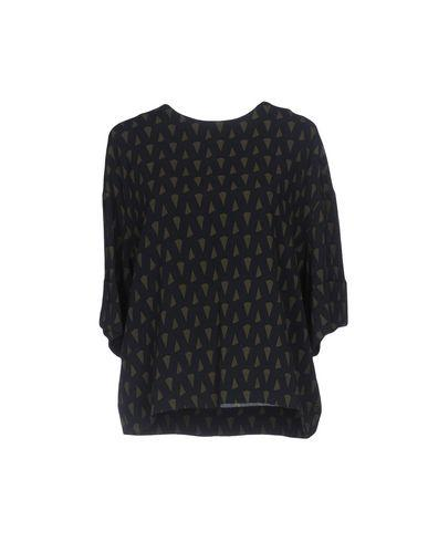Ottod'ame Blouses In Dark Blue