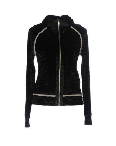 Ea7 Sweatshirt In Black