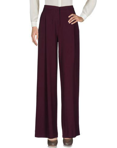 Ottod'ame Casual Pants In Deep Purple