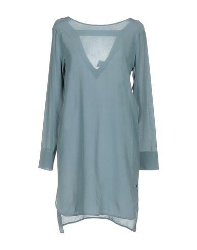 Ottod'ame Short Dresses In Pastel Blue