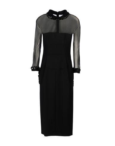 Dsquared2 3/4 Length Dresses In Black