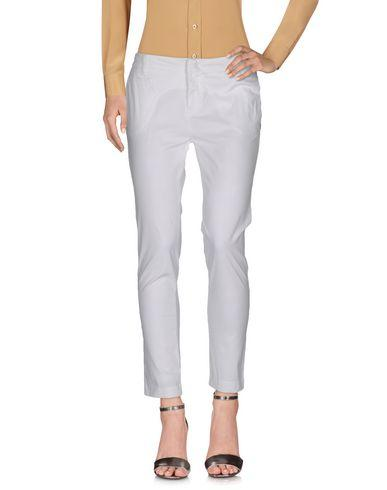 Ottod'ame Casual Pants In White