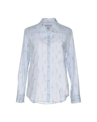 Ottod'ame Shirts In Sky Blue