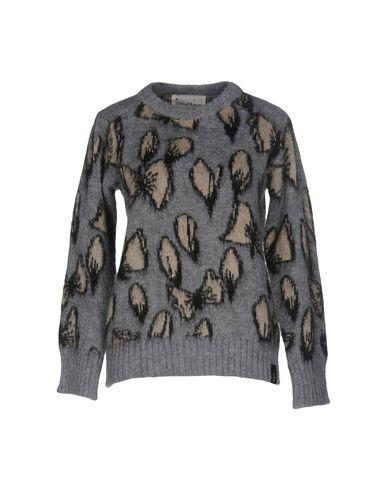 Ottod'ame Sweater In Grey