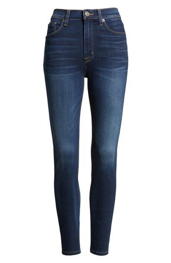 Hudson Barbara High Waist Super Skinny Jeans In Fatal