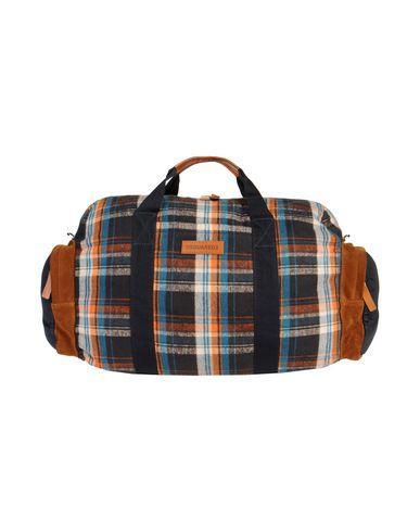 Dsquared2 Travel & Duffel Bags In Dark Blue