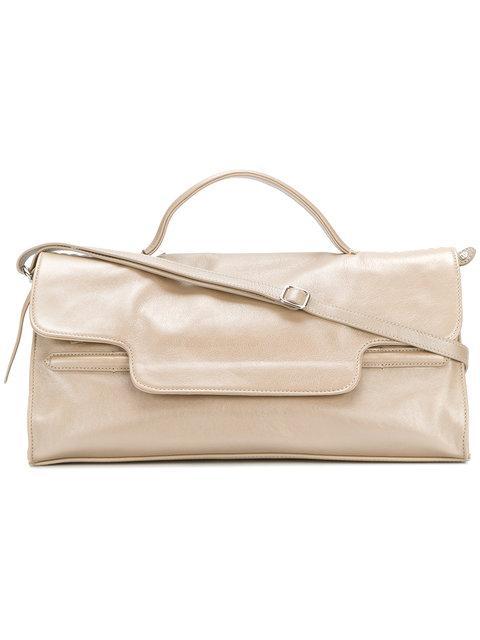Zanellato Medium Nina  Bag - Neutrals
