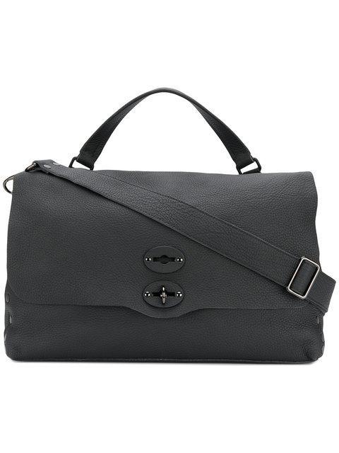 Zanellato Classic Laptop Bag - Black