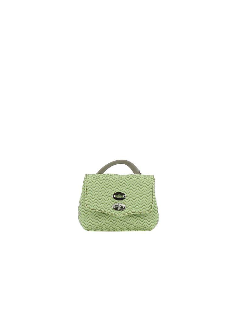 Zanellato Postina Superbaby Shoulder Bag In Sedano
