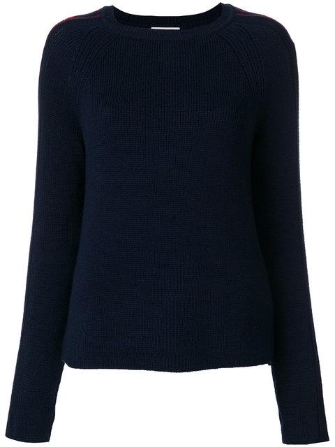 Moncler Logo Sleeve Sweater