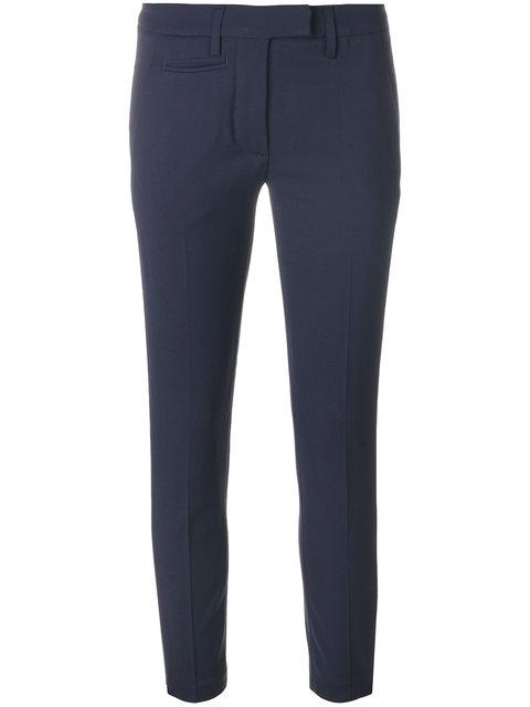 Dondup Skinny Trousers - Blue