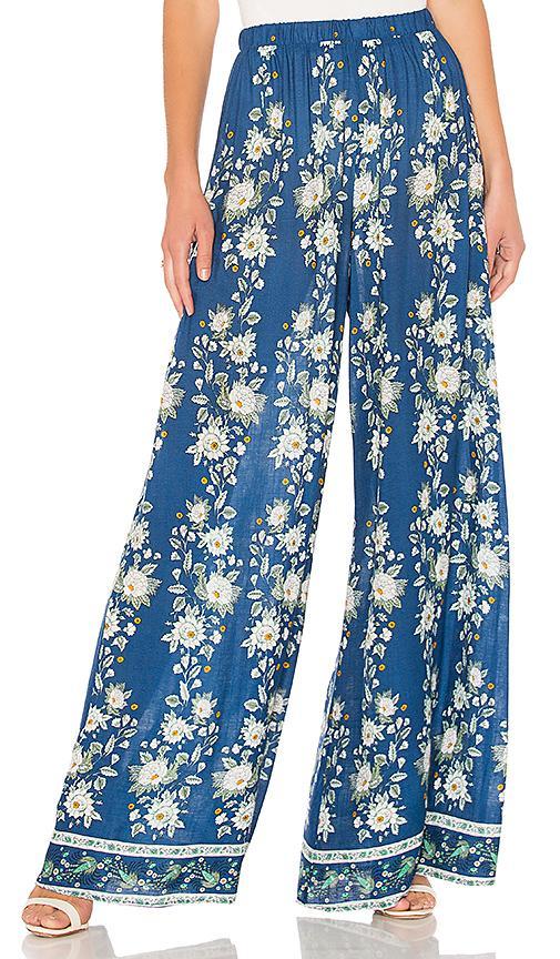 Show Me Your Mumu Best Pants In Blue