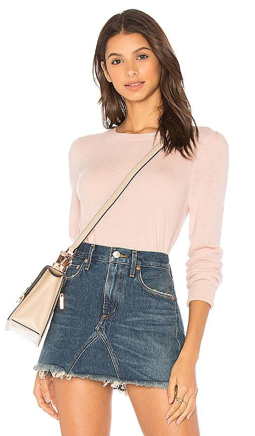 Joie Abiline Wool & Cashmere Sweater In Pink