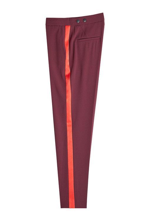 Rag & Bone Tapered Pants In Red