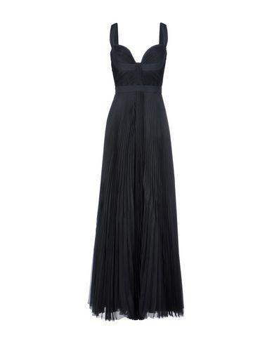 Dsquared2 Long Dress In Black