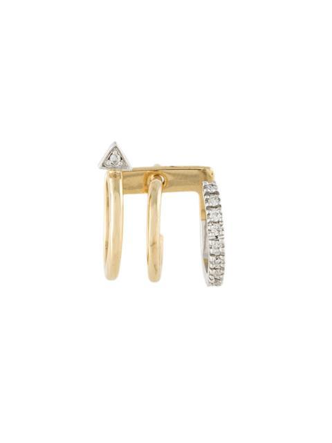 Maria Black 'lakme Blanc' Diamond Earring