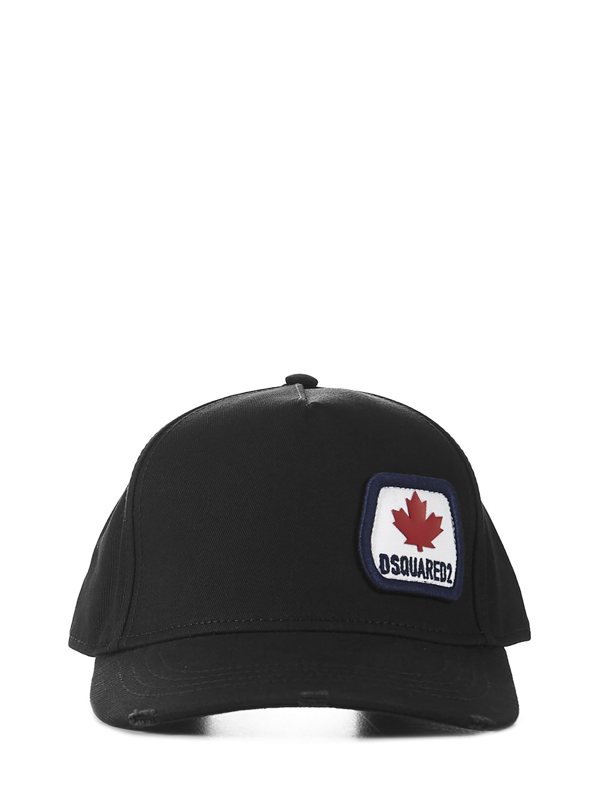 Dsquared2 Hats Black