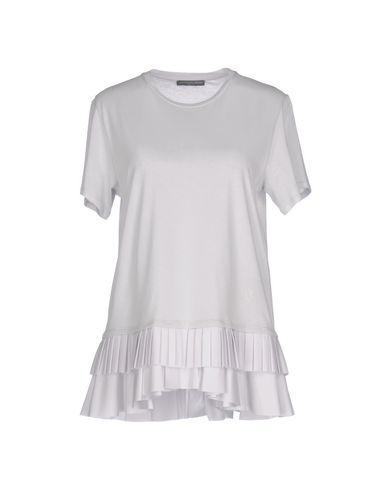 Alexander Mcqueen T-shirt In Light Grey