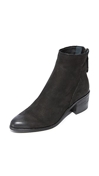 Dolce Vita Cassius Ankle Booties In Black