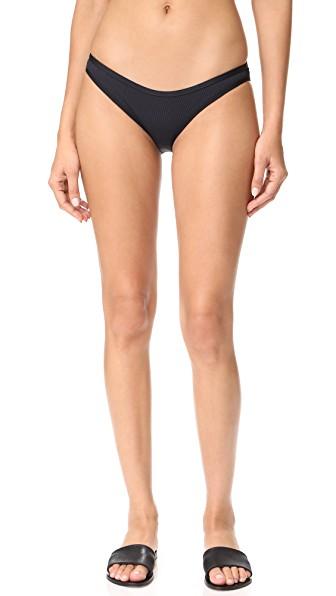 L*space Cosmo Bikini Bottoms In Black