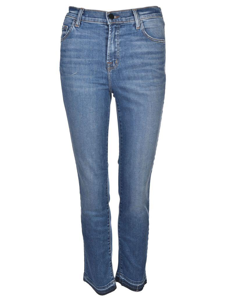 J Brand Ruby Jeans In Blue
