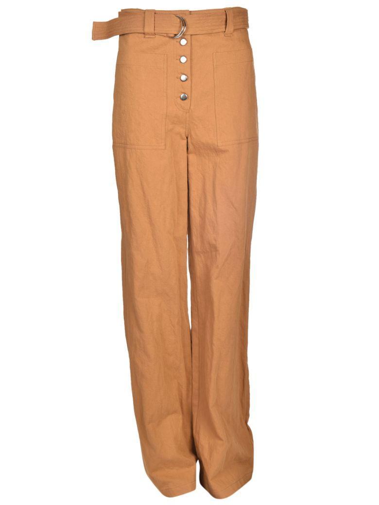 A.l.c Trek Trousers In Yellow