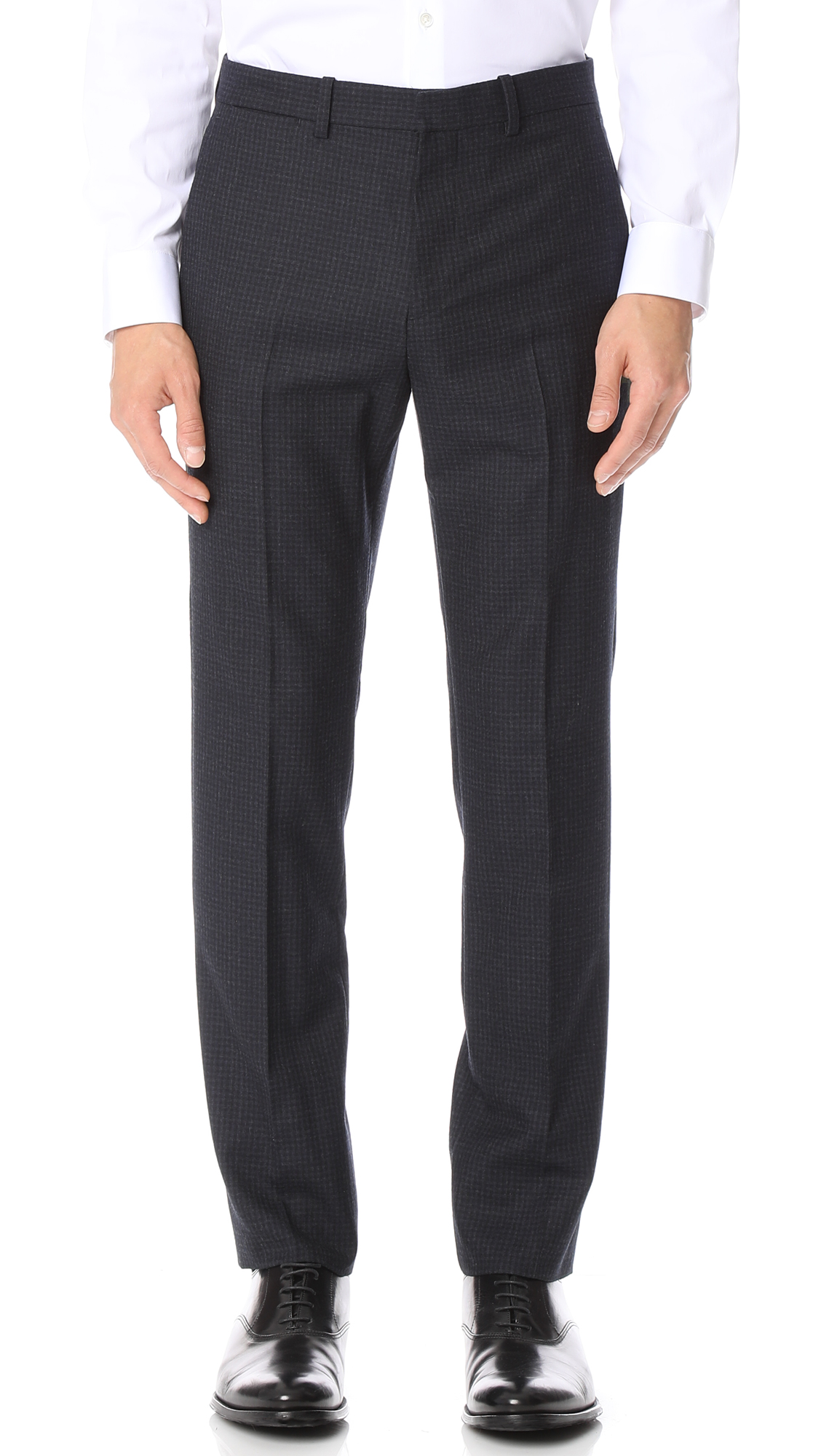 Theory Jake Pants In Black