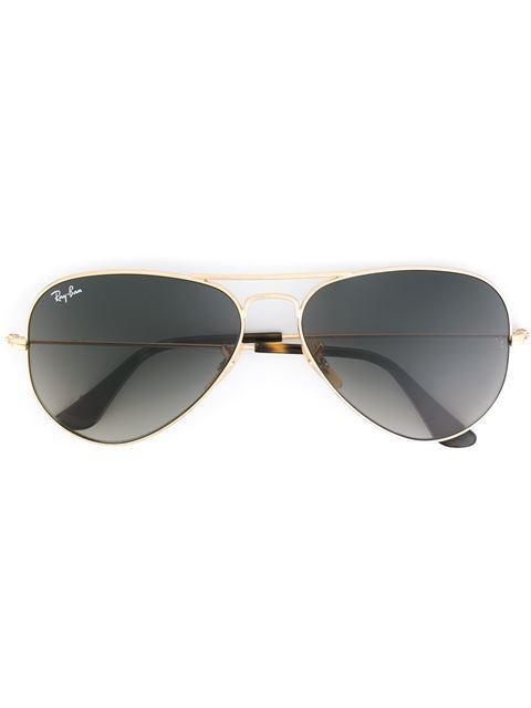 Ray Ban Aviator Frame Sunglasses