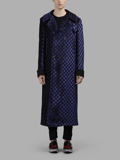 Haider Ackermann Blue In Purple/black