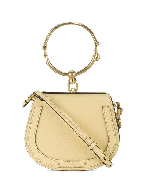 ChloÉ Yellow Nile Bracelet Bag