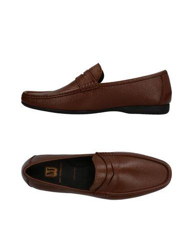Bruno Magli Loafers In Brown