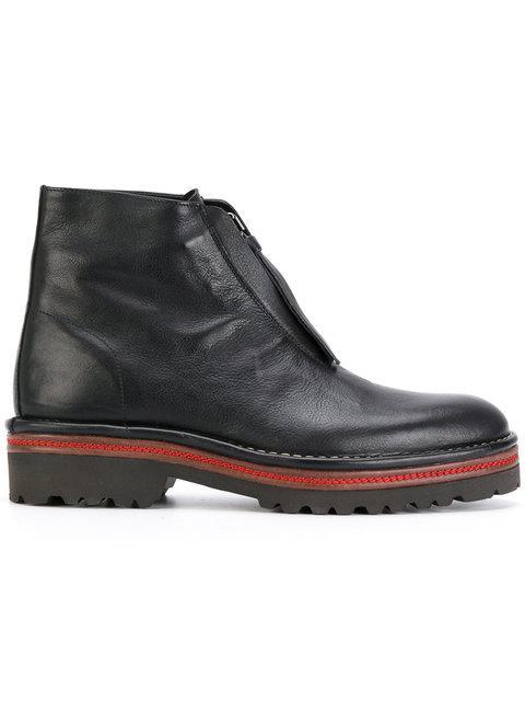 Maison Margiela Zip-up Boots