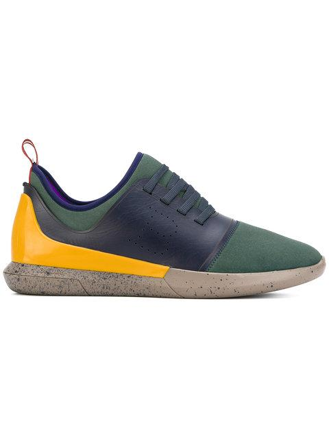 Bally Colour Block Sneakers