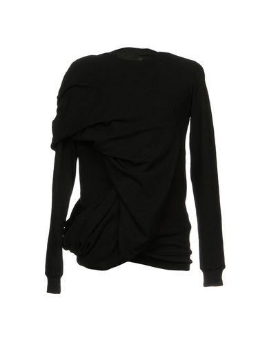 Rick Owens Drkshdw Sweatshirt In Black