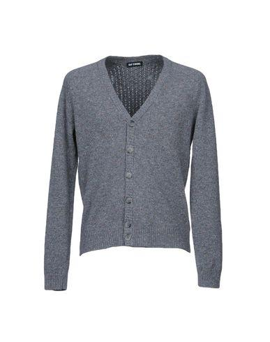 Raf Simons Cardigan In Grey
