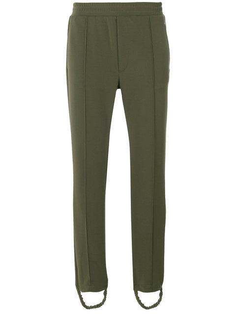 Golden Goose Deluxe Brand Stirrup Track Pants - Green