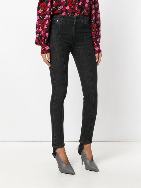 Magda Butrym Ankle-cuff Skinny Jeans