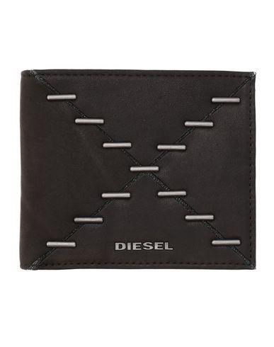 Diesel Wallet In Black