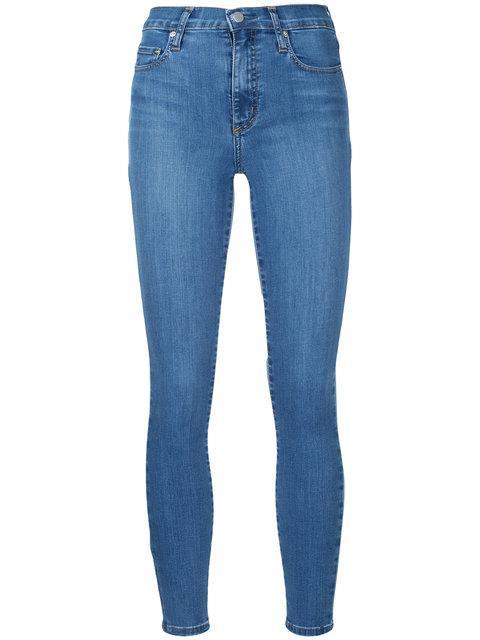 Nobody Denim Cult Skinny Ankle Indulged Jeans