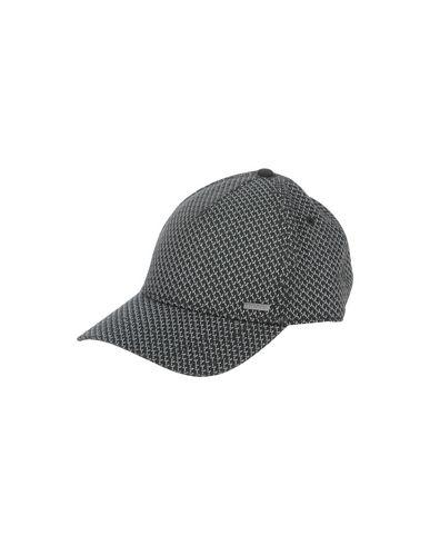 Diesel Hats In Steel Grey