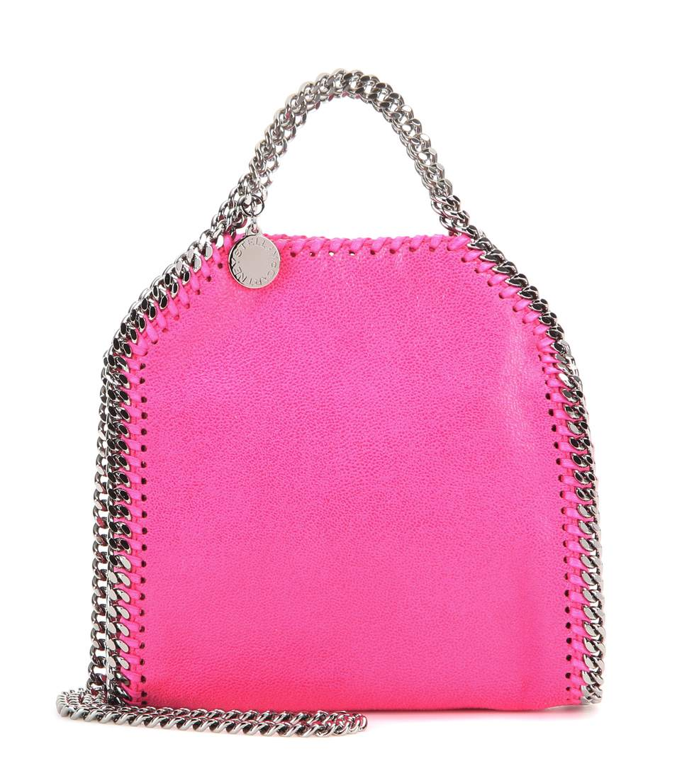 3611ccacfdc6 Stella Mccartney Falabella Mini Shoulder Bag In Pink