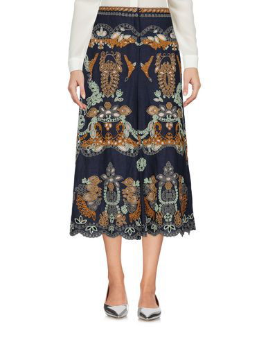 Valentino Cropped Pants & Culottes In Blue