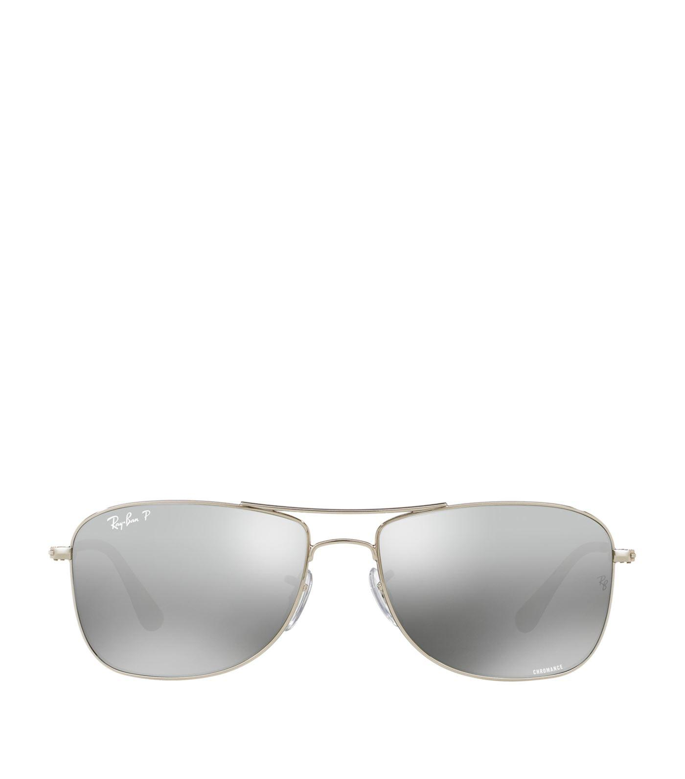 65af5bef1ed5d Ray Ban Ray-Ban Unisex Rb3543 - Frame Color  Silver