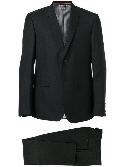 Thom Browne Classic Two-Piece Suit - Grey