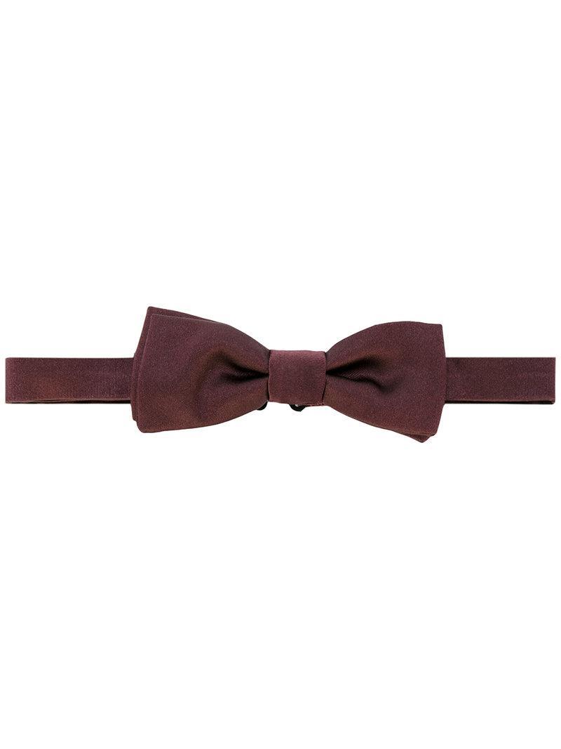 Dolce & Gabbana Bow Tie - Red