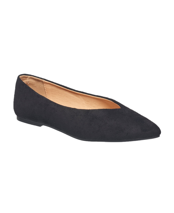 French Connection Women's Daisy Ballet Flats Women's Shoes In Black