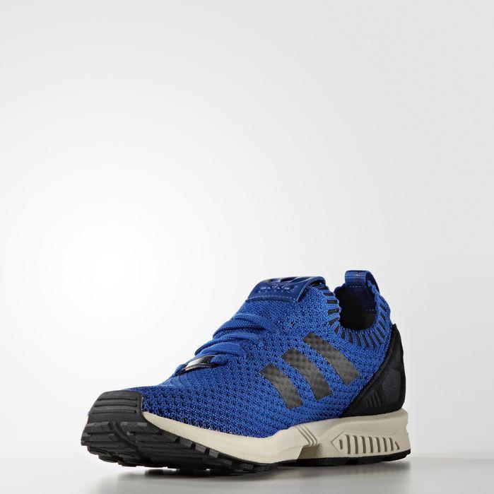Mendicidad Ofensa molino  Adidas Originals Zx Flux Primeknit Shoes In Collegiate Royal/core  Black/chalk White   ModeSens