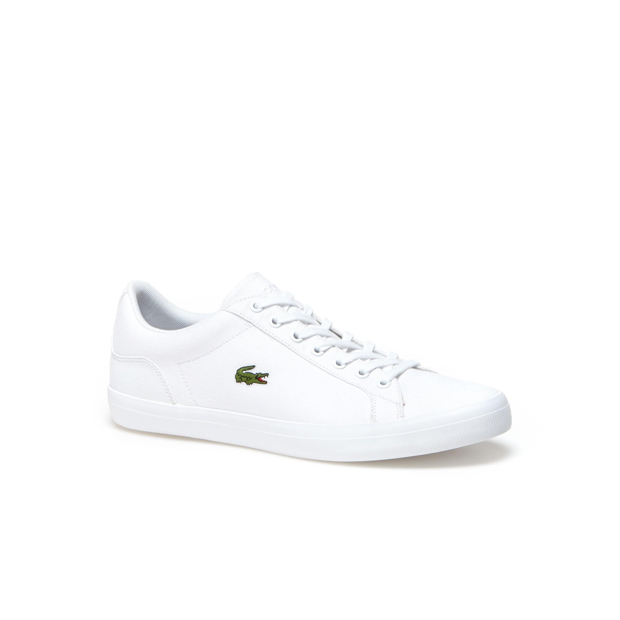 quite nice better new york Men's Lerond Canvas Sneakers - White