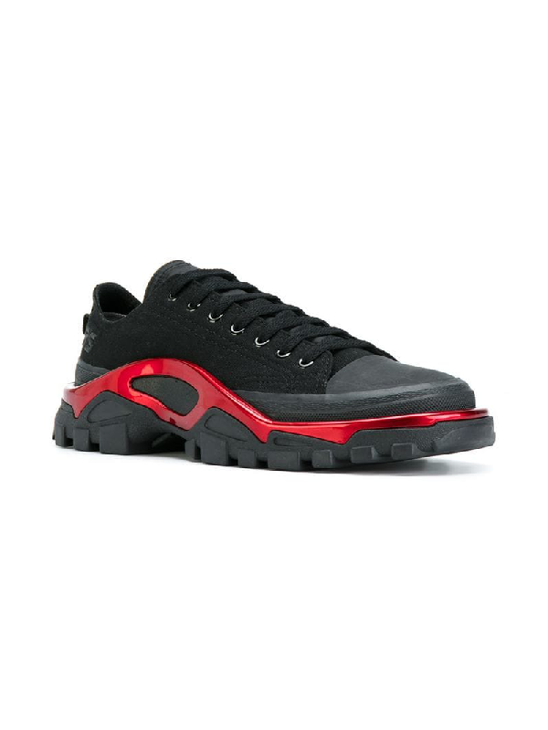 7d8a78a403e3f ADIDAS BY RAF SIMONS. Raf Simons For Adidas Men s Detroit Runner Sneakers  ...