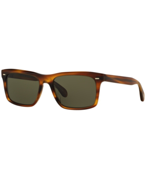 a679e8f8f4 Oliver Peoples Brodsky Polarized Sunglasses
